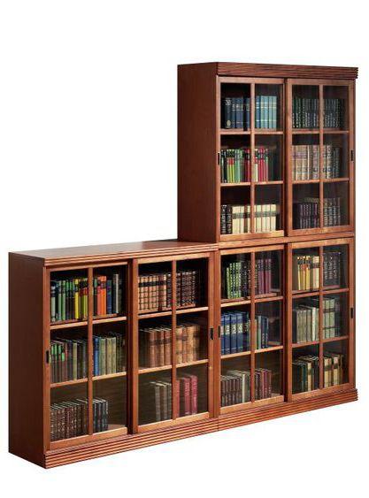 2-х ярусный книжный шкаф.