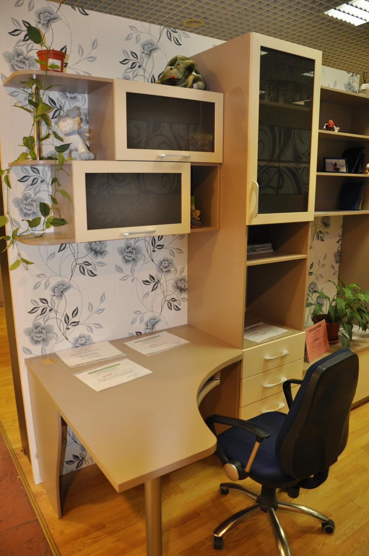 Компьютерный стол в гостиной - 53 фото организации пространс.